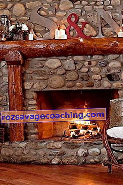 Fireplace cladding: material selection and design examples