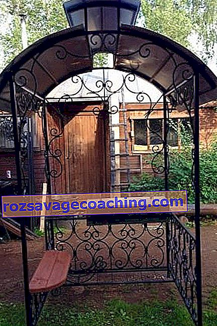Do-it-yourself metal gazebos